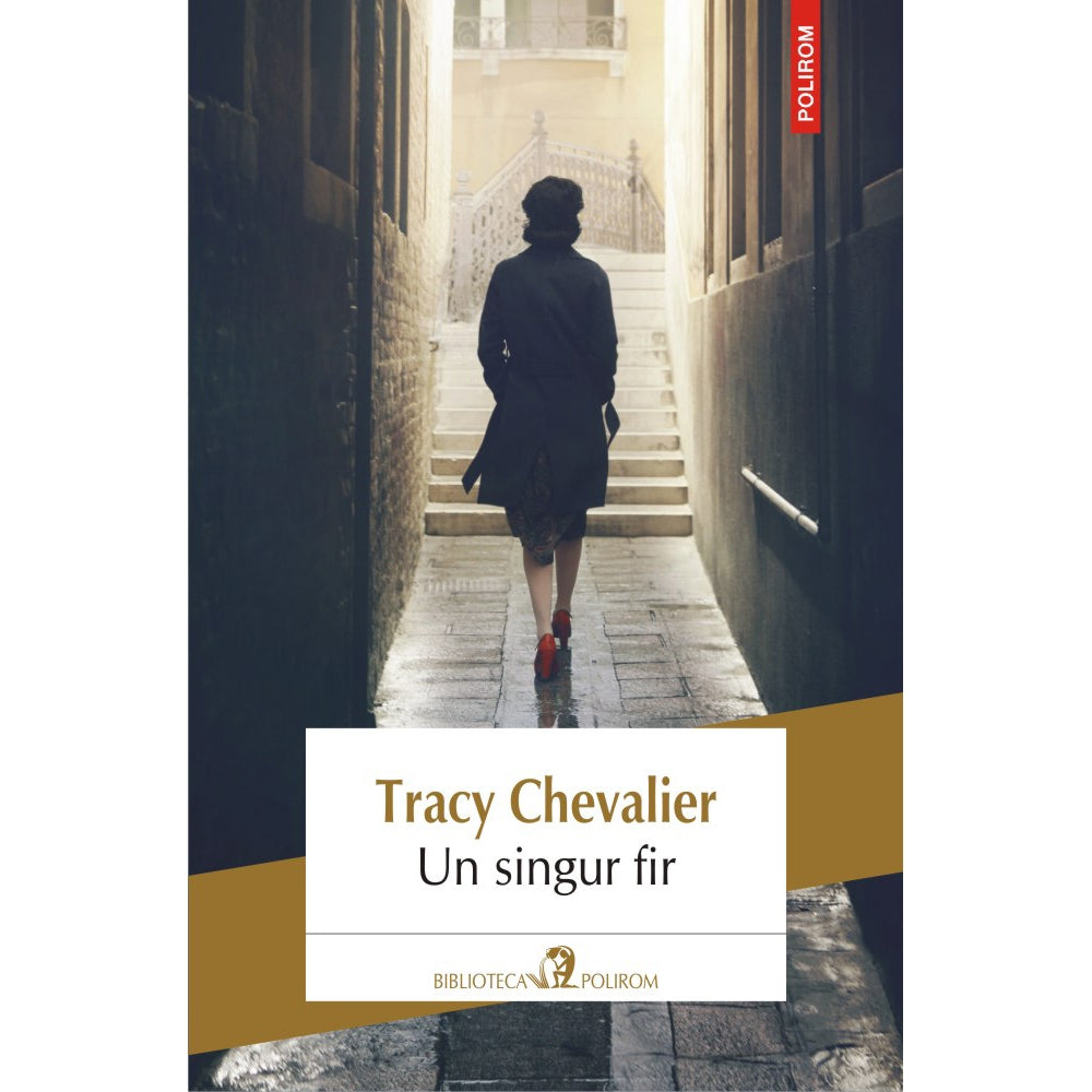 Un singur fir, Tracy Chevalier