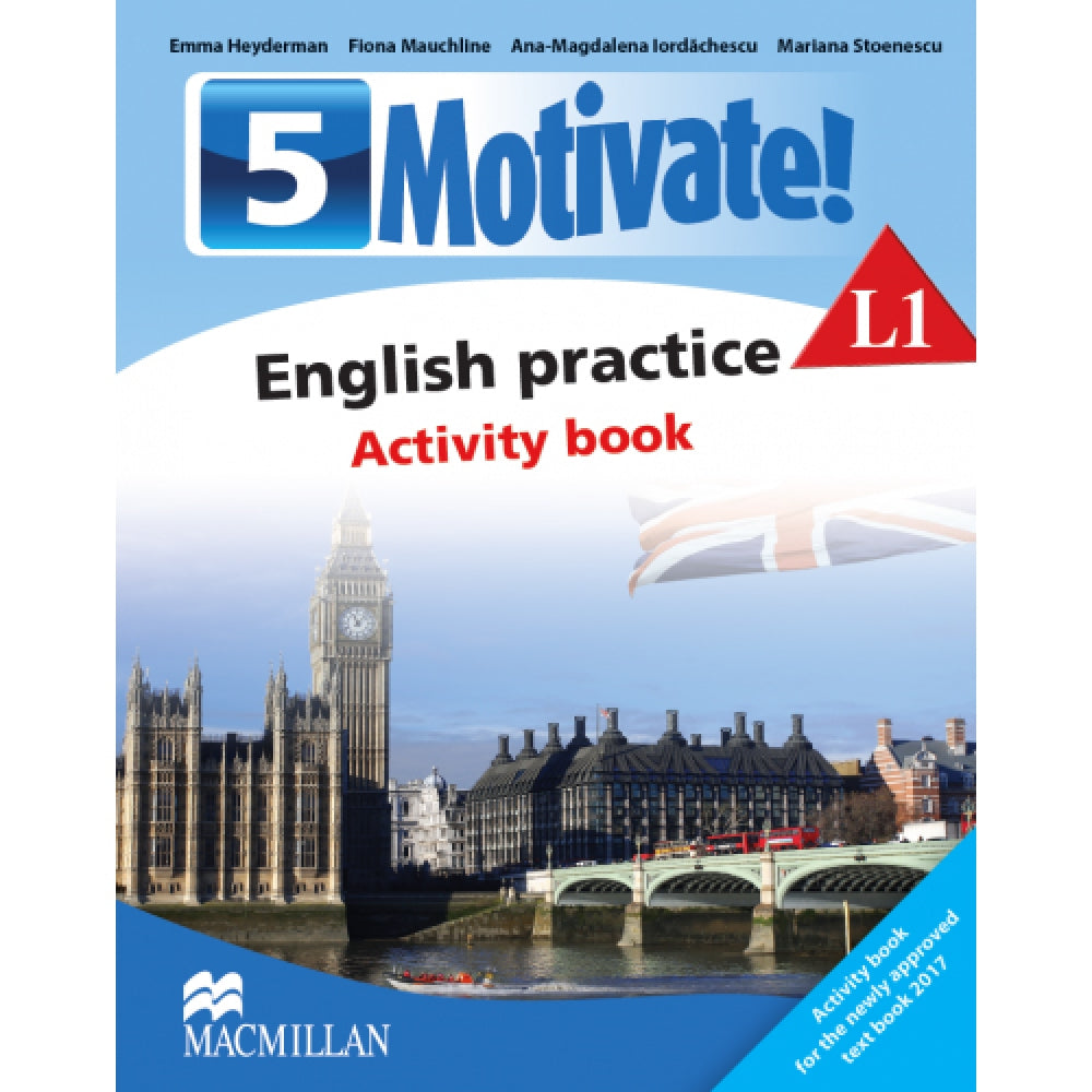 Motivate! English Practice. Activity Book. L 1 (Clasa a V-a)