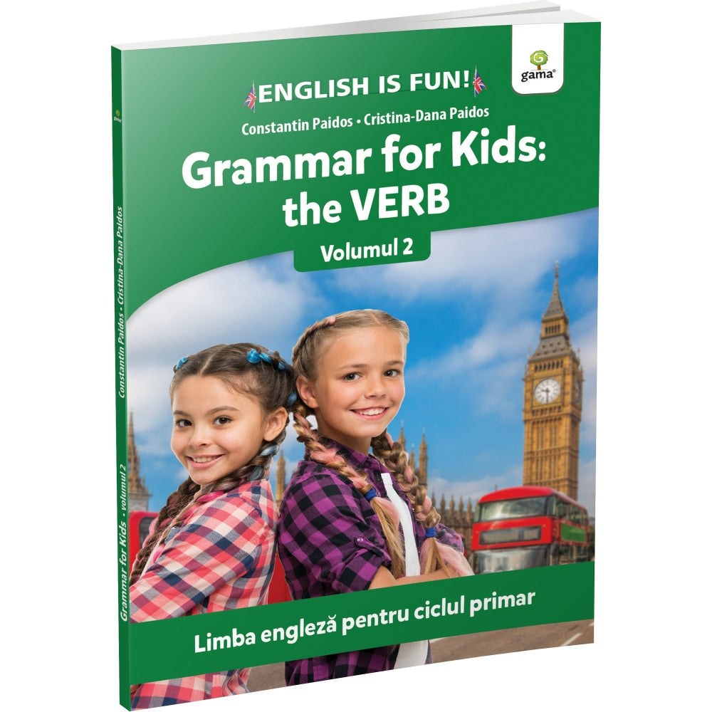 Grammar for kids: the Verb / English is fun