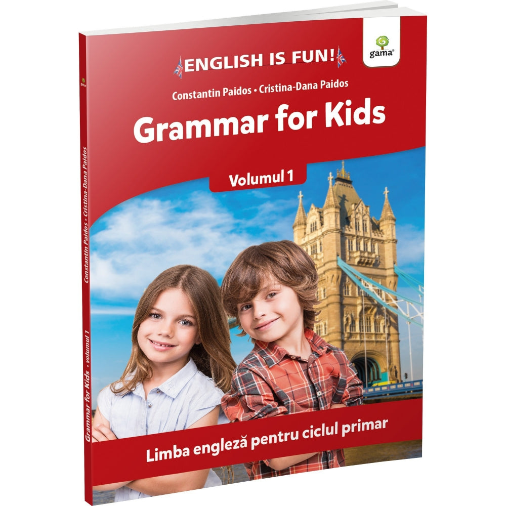 Grammar for kids / English is fun