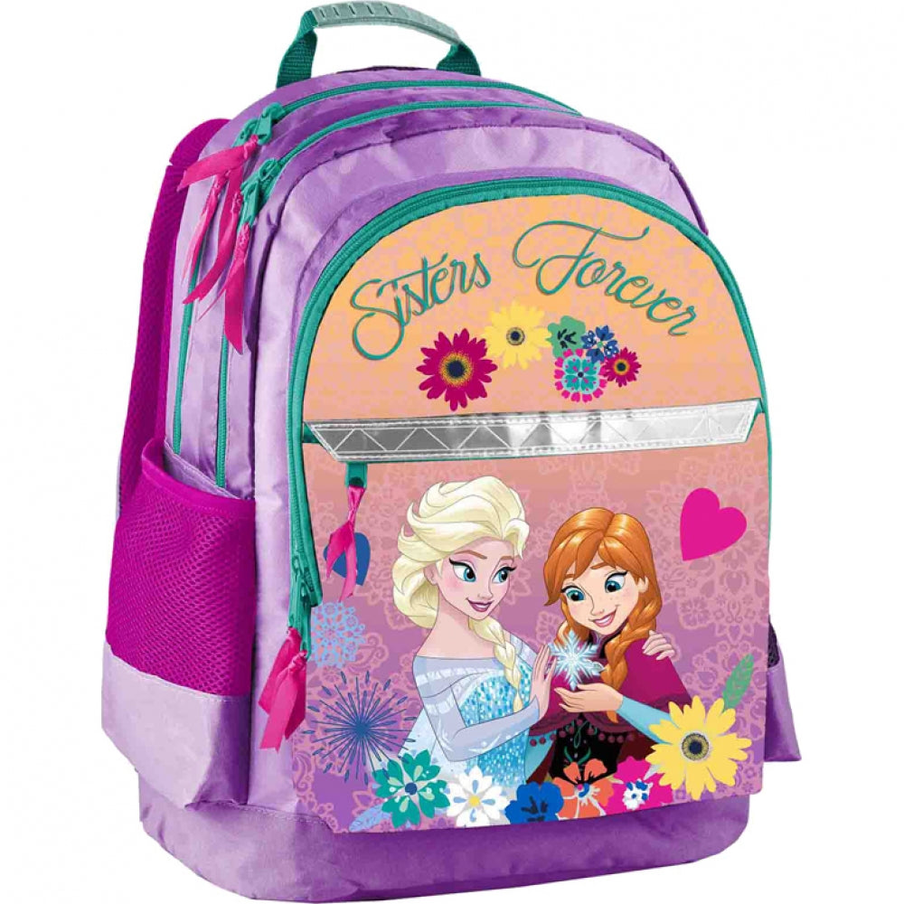 Rucsac Herlitz 2 compartimente, Frozen Sister Forever