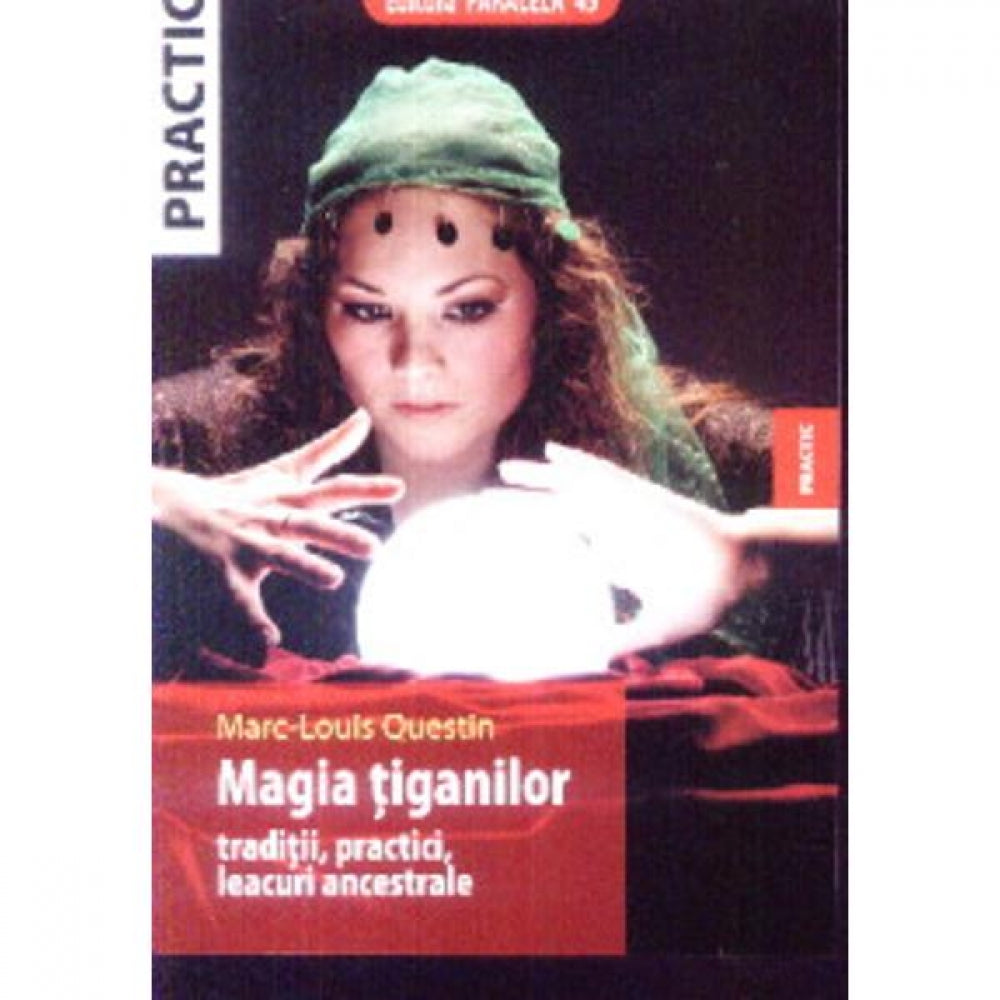 Magia tiganilor - Marc-Louis Questin