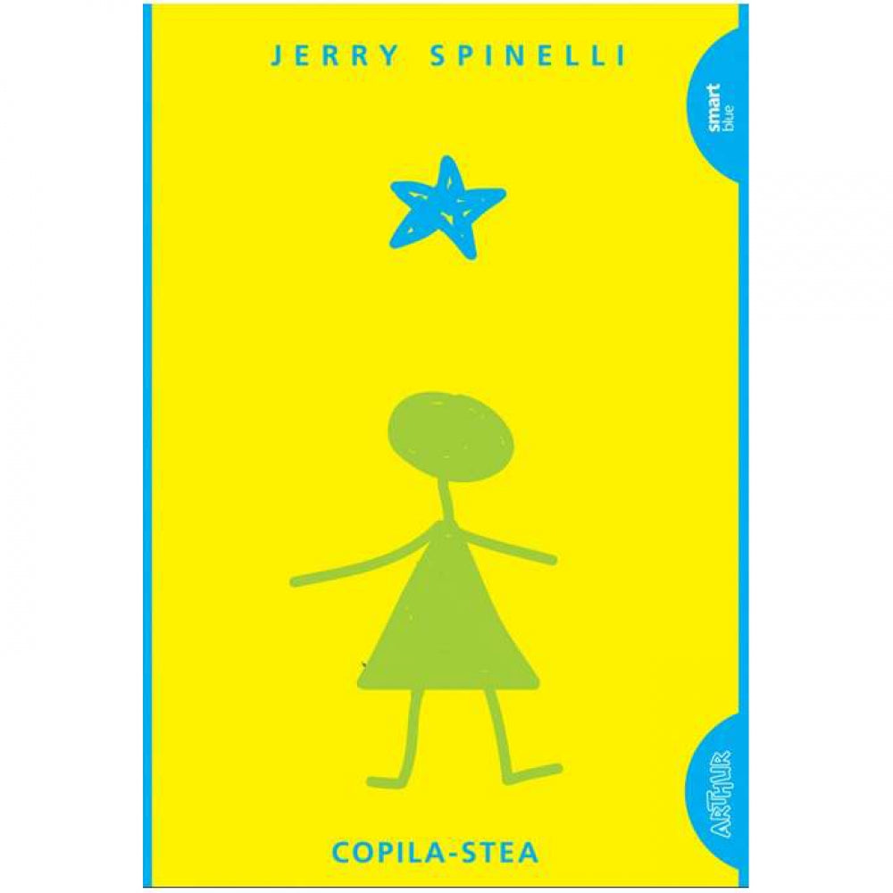 Copila-stea - Jerry Spinnely