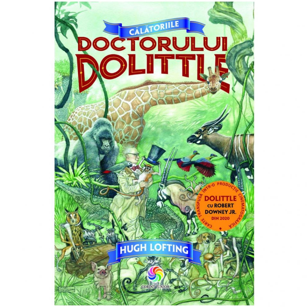 Calatoriile Doctorului Dolittle, Hugh Lofting