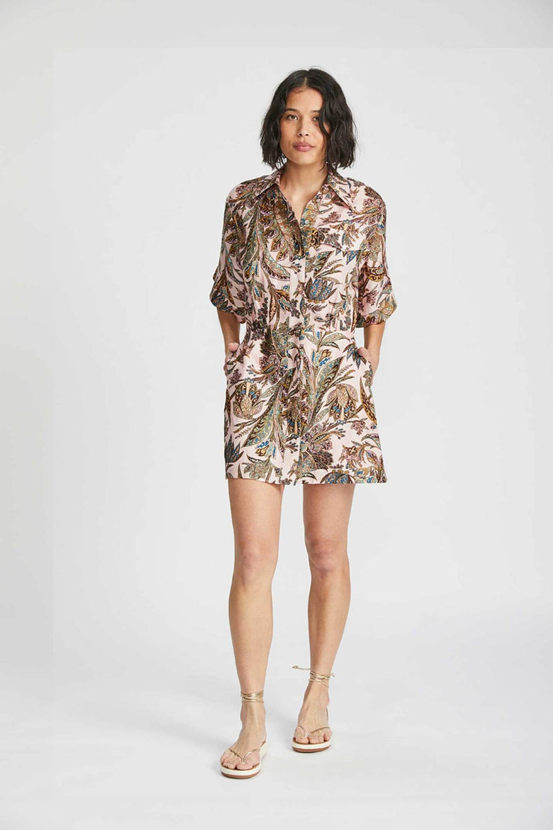 Estella Shirt Dress