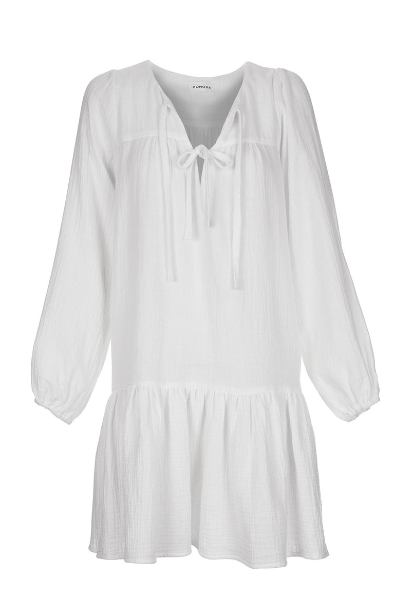 Remember Me Mini Dress - White