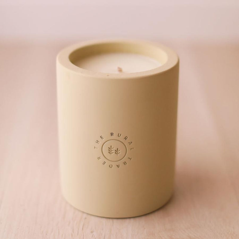 Ceramic Candle - Mint Mojito