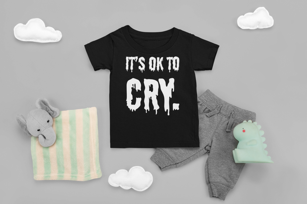 OK to Cry Baby Tees