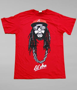 Lil Jon Face Shirt (Red)