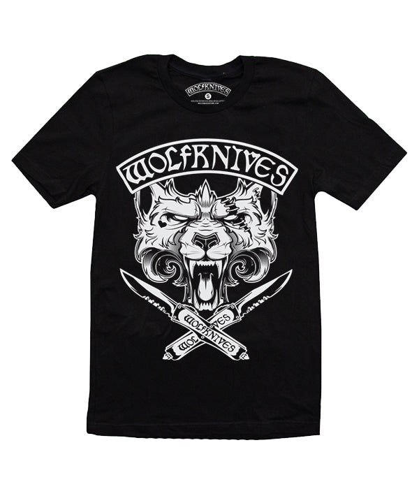 Jason Ellis Wolfknives DA Shirt