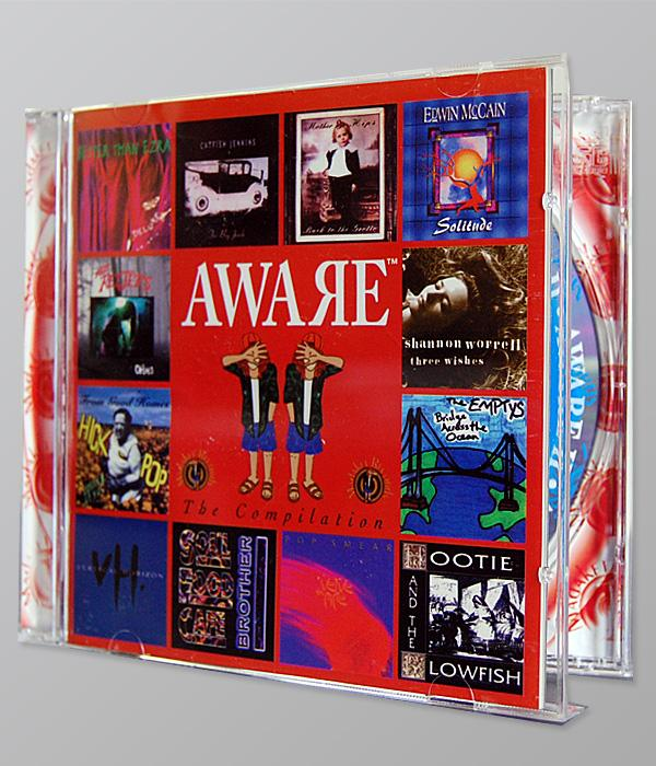 Aware 2 - The Compilation CD