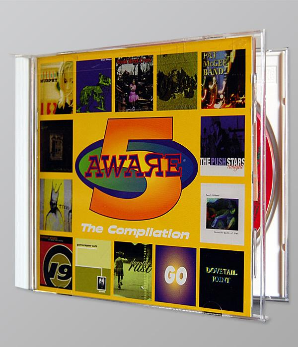 Aware 5 - The Compilation CD