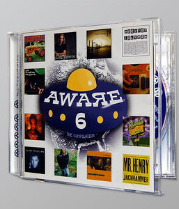 Aware 6 - The Compilation CD
