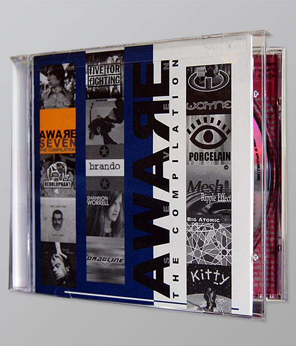 Aware 7 - The Compilation CD