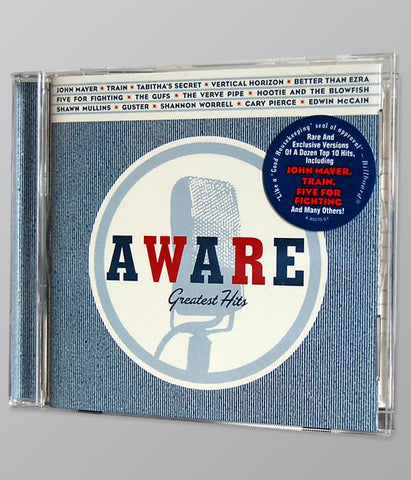 Aware - Greatest Hits CD
