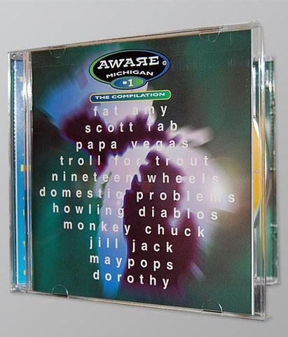 Aware Michigan - The Compilation CD