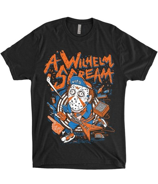 A Wilhelm Scream Hockey Shirt