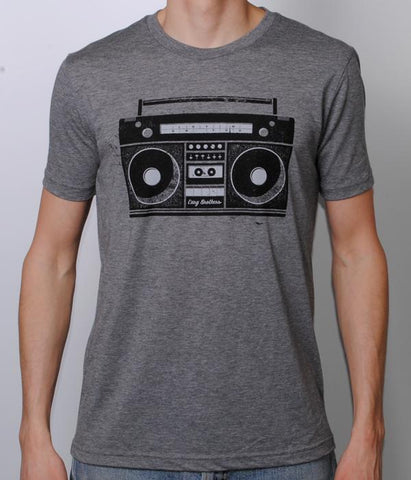 Cary Brothers Boombox Shirt
