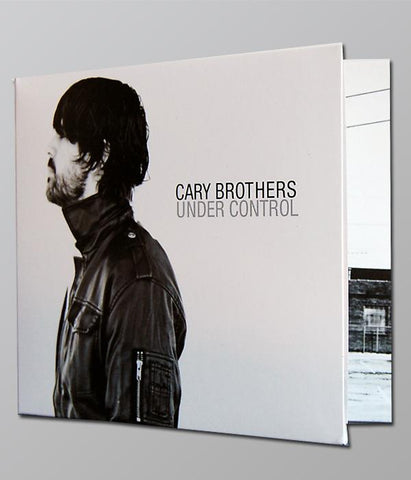 Cary Brothers - Under Control CD