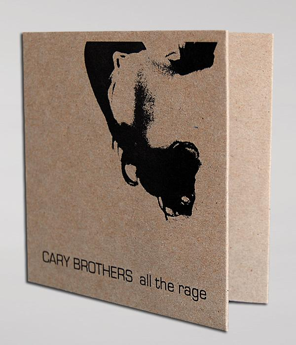 Cary Brothers - All The Rage CD EP