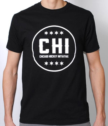 Chicago Hockey Initiative CHI Logo Shirt