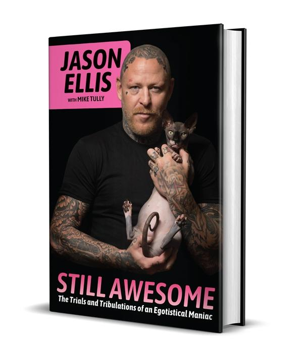 Jason Ellis - Still Awesome Book