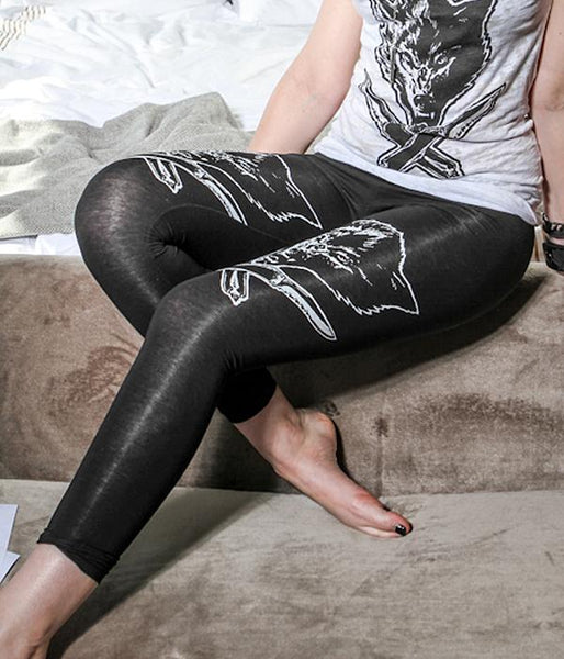 Jason Ellis Wolfknives Leggings