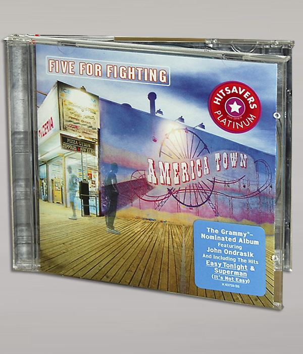 Five For Fighting - America Town CD