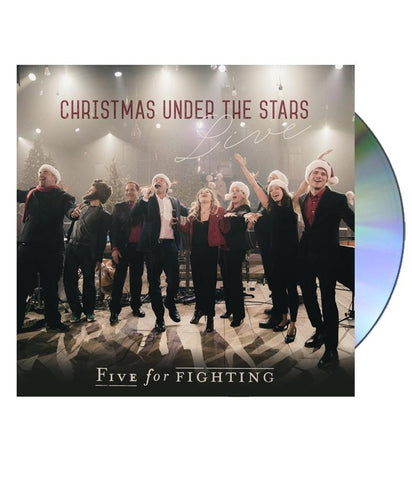 Five For Fighting - Christmas Under The Stars CD