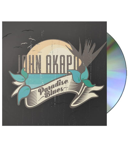 John Akapo - Paradise Blues CD
