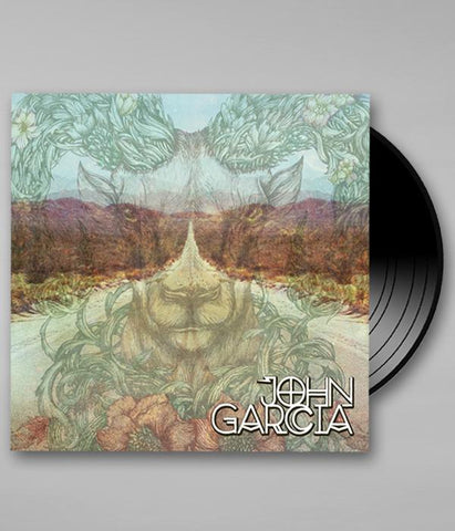 John Garcia Self-Titled Gatefold Black LP