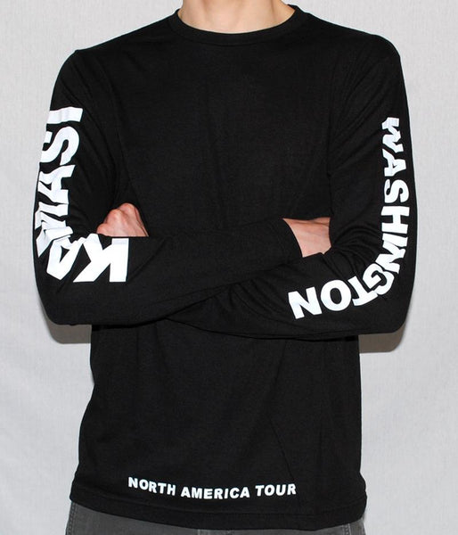 Kamasi Washington North America Tour Long Sleeve Shirt
