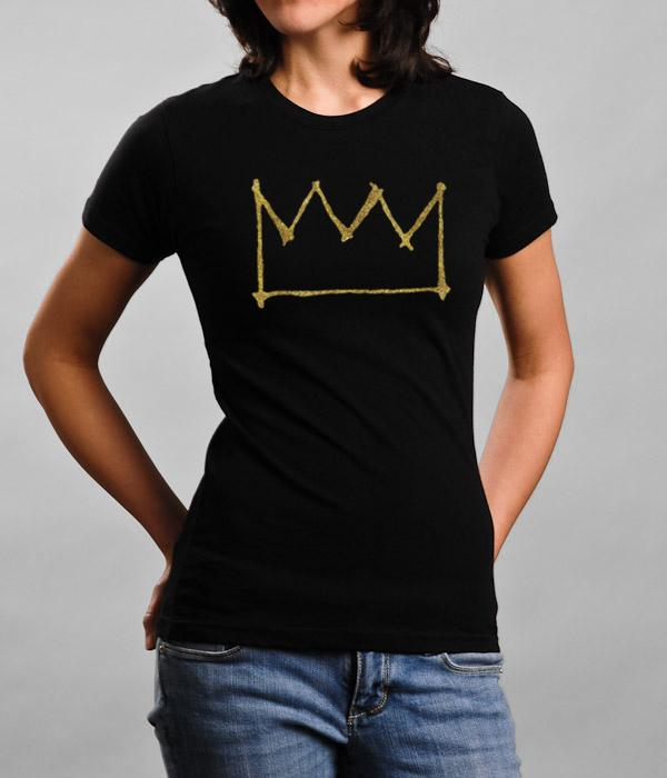 KING Crown Girls Shirt