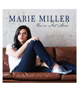 Marie Miller - You're Not Alone CD
