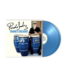 Poncho Sanchez - Trane's Delight Double Vinyl (Blue)