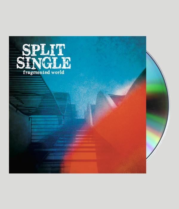 Split Single Fragmented World CD