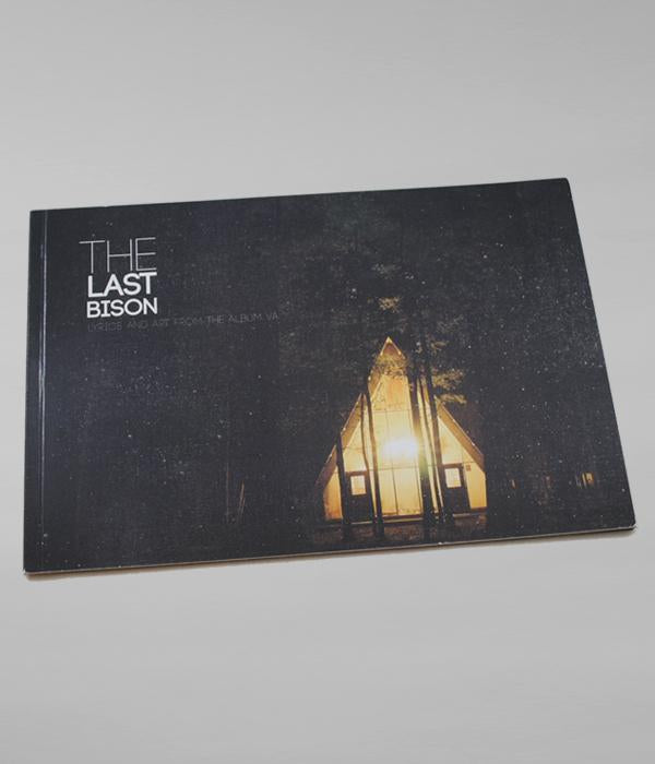 The Last Bison Lyrics And Art Book