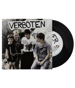 "Verboten - Verboten 7"" (Signed - Limited Edition)"