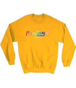 Whethan Fantasy Crewneck Sweatshirt (Gold)