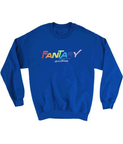 Whethan Fantasy Crewneck Sweatshirt (Blue)