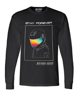 Whethan Stay Forever Long Sleeve Shirt