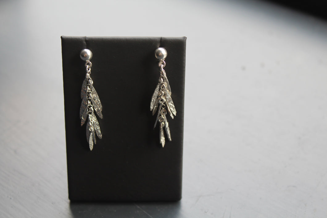 Wild Grass Earrings