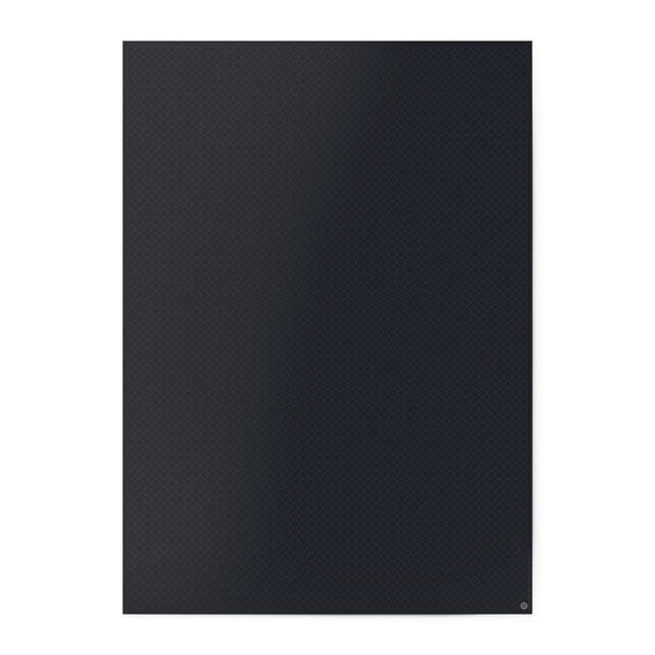 Plakat 70x100 cm | schwarz - dot on