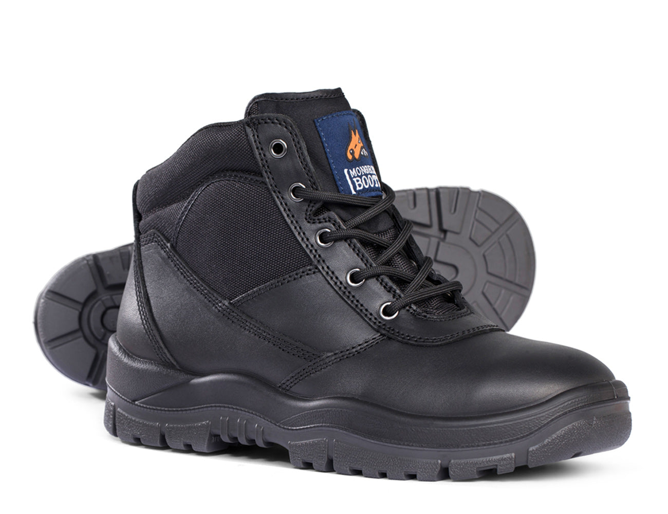 Mongrel Lace Up Safety Boots - 260020