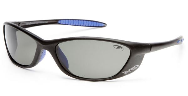 Eyres Cobra Matt Black Frame/Polarised Grey Lens Medium Impact Safety Glasses