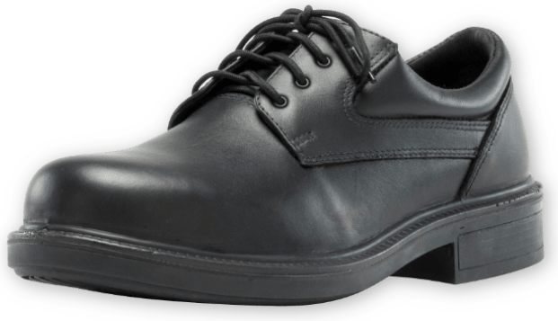Steel Blue Manly Executive Lace Up Safety Shoes