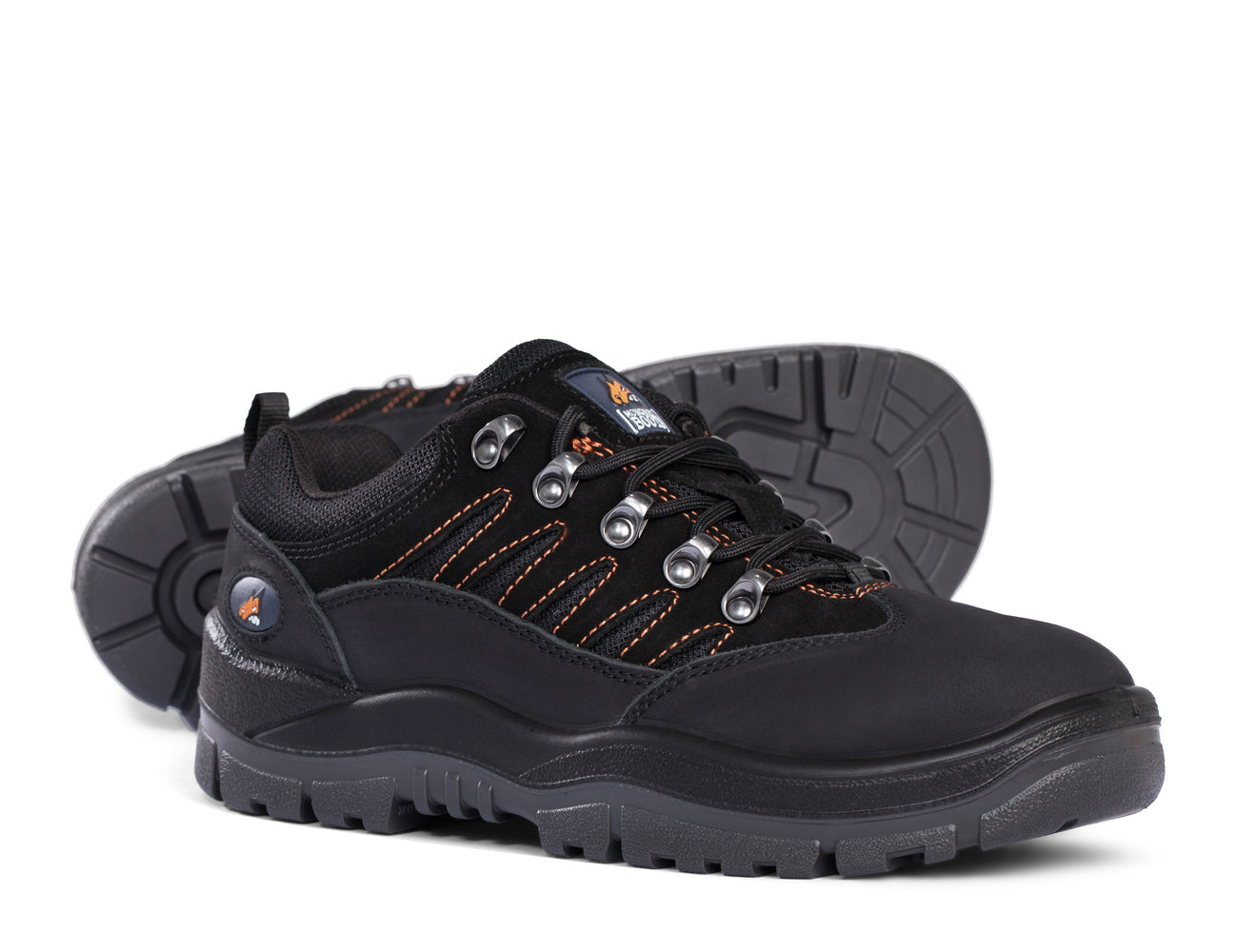 Mongrel Hiker-Style Lace Up Safety Shoes - 390080