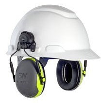 Peltor X-Series Premium Hard Hat Ear Muffs