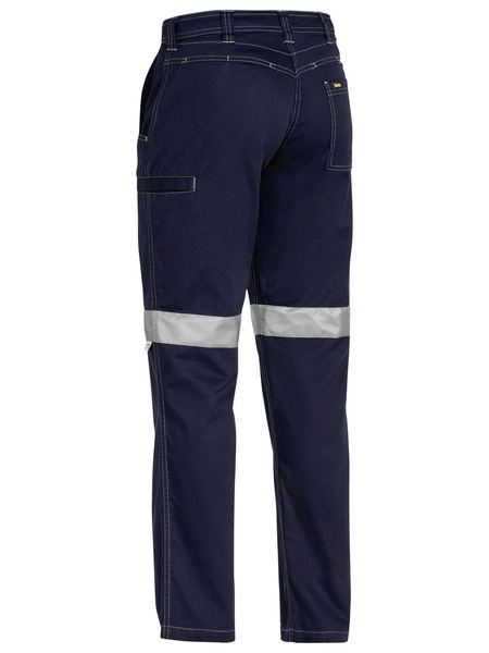 Bisley Women's Taped Cool Light Weight Vented Pants