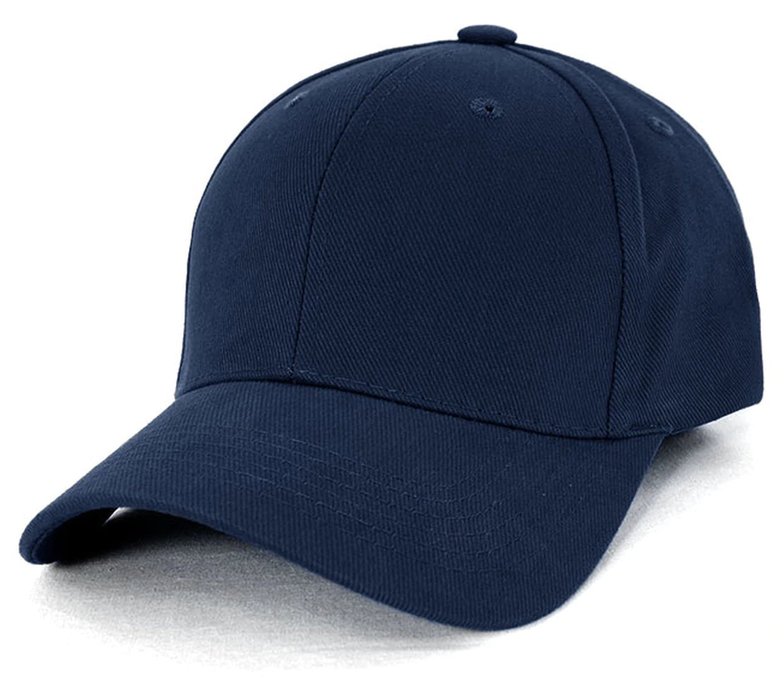 Grace Collection Brushed Cotton Cap